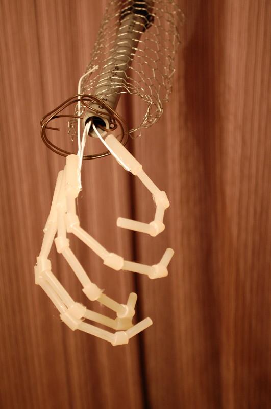 grim reaper hand prop
