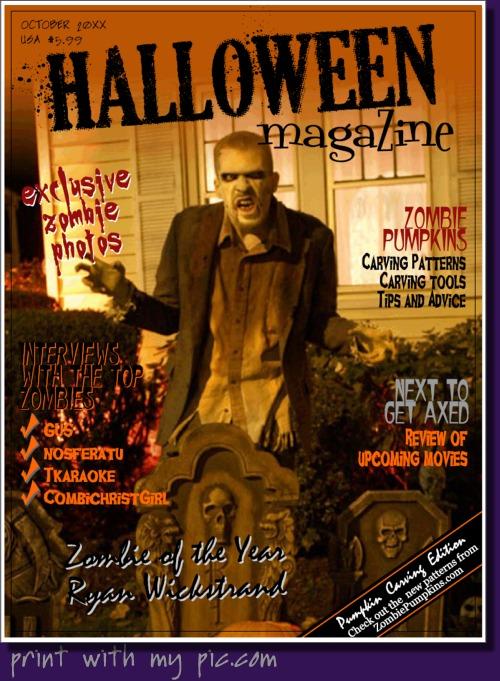 halloween magazine - Halloween Magazines